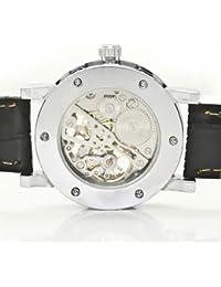 機械式腕時計 Yumiki 高品質ステンレススチール  レザーバンドウォッチ 多機能 ローマ数字のポインタ クオーツ  メンズスポーツ時計 ローズゴールド