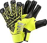 adidas(アディダス) サッカー ゴールキーパーグローブ ACE TRANS フィンガーチップ BPG76 ソーラーイエロー×ブラック×セミソーラーイエロー(AP6996) 9
