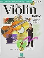 Play Violin Today: Beginner's Pack