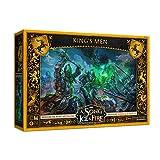 CMON製 氷と炎の歌 卓上 ミニチュアゲーム – Baratheon King's Men   ミニチュア戦争ゲーム   対象年齢14歳以上   2人以上のプレーヤー  平均プレイ時間45~60分   CMON