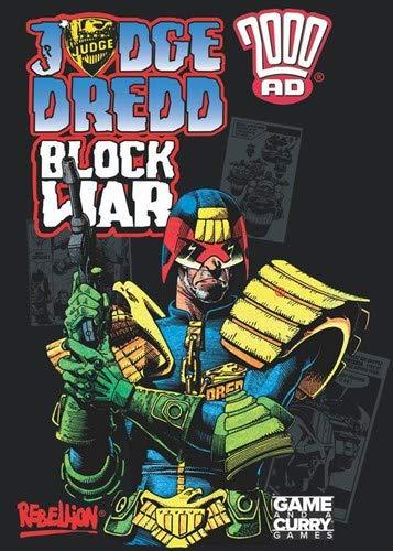 Judge Dredd: Block War Card Game