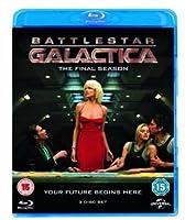 Battlestar Galactica-The Final Season [Blu-ray] [Import]