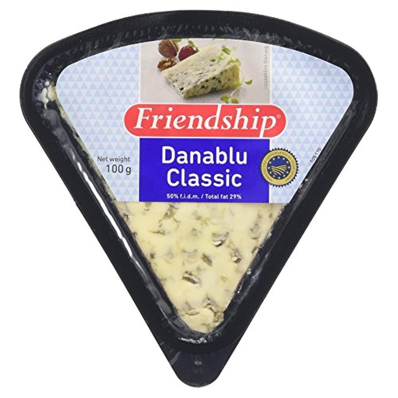 興奮観点誠実さ[冷蔵] ムラカワ フレンドシップ ブルークラシックチーズ 100g