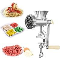 Kabalo Sausage Maker Meat Mincer Machine Manual Kitchen Grinder Filler Stuffer Kit