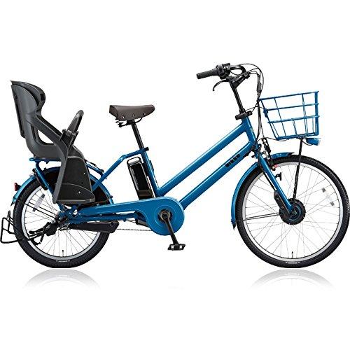 ブリヂストン(BRIDGESTONE) ビッケグリ(bikke GRI) dd BG0B48 E.Xリバーブルー 子供乗せ自転車