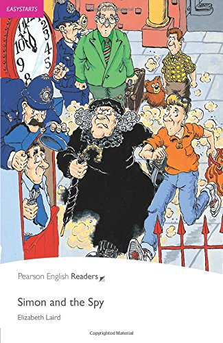 Penguin Readers: Easy Starters SIMON AND THE SPY (Penguin Readers (Graded Readers))の詳細を見る