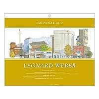 アートプリントジャパン 2017 レオナルド・ウェーバー  カレンダー No.071 1000080131
