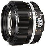 フォクトレンダー NOKTON 58mm F1.4 SL II S [ブラックリム] 製品画像