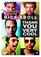Nick Kroll: Thank You Very Cool / [DVD] [Import]
