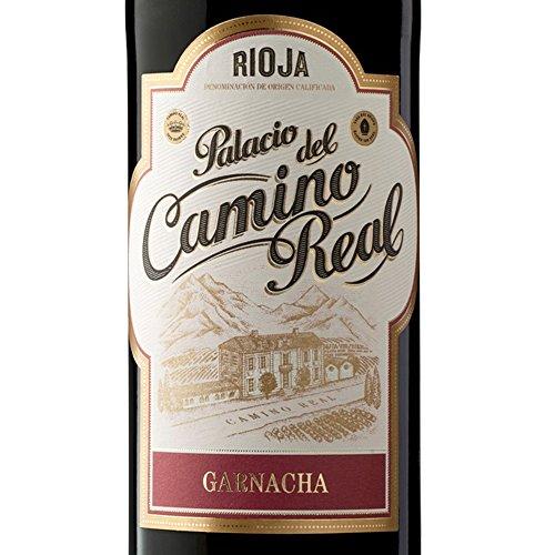 パラシオ・デル・カミノ ・レアル  ガルナッチャ リオハ DOCa [スペイン/赤ワイン/辛口/ミディアムボディ/1本]