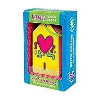 Keith Haring Ring Flash Cards キース・ヘリング リングフラッシュカード