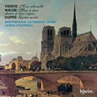 French Cathedral Music by Choir of Westminster Cathedral (1997-02-10)