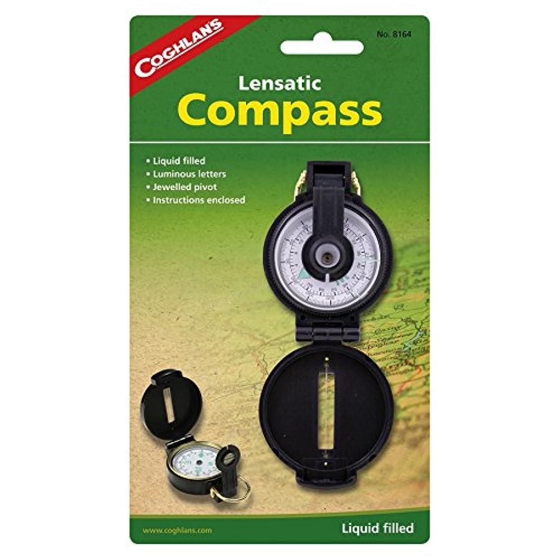 明るい苗作物Coghlans Lensatic Compass Liquid Filled For Fast Readability With Sturdy Plas... by Coghlans
