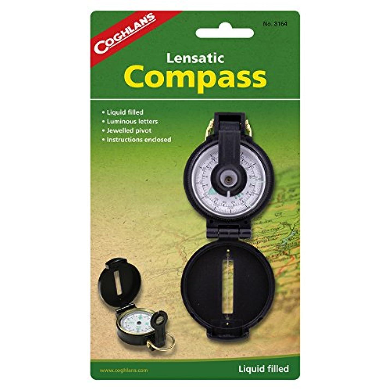 はちみつ病弱アルコールCoghlans Lensatic Compass Liquid Filled For Fast Readability With Sturdy Plas... by Coghlans