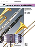 Yamaha Band Ensembles Book 3: Horn in F (Yamaha Band Method) [並行輸入品]