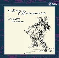 Bach: The Cello Suites by Mstislav Rostropovich (2014-05-03)