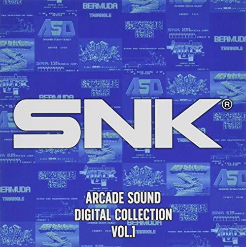 SNK ARCADE SOUND DIGITAL COLLECTION Vol.1
