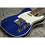 Fender Japan Exclusive Classic 60s Telecaster Custom Trans Blue フェンダー ジャパンエクスクルーシブ カスタム テレキャスター