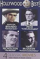 Hollywood Best! Marlon Brando / Gregory Peck / Jack Nicholson / Steve McQueen