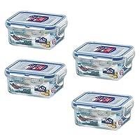 Lock & Lock, No BPA, Water Tight, Food Container, 0.7-cup, 6-oz, HPL805 by LockandLock
