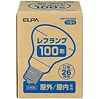 ELPA エルパ 屋外用レフランプ100形 ERF110V90W
