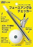 ライト(LITE) ゴルフショートゲーム用器具 フェースアングルチェッカー  G248