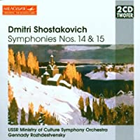 Shostakovich: Symphonies 14/15