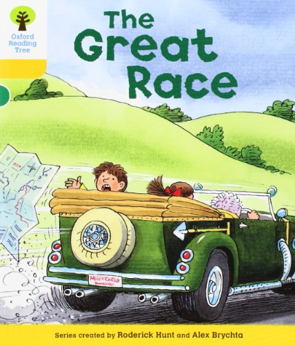 Oxford Reading Tree: Level 5: More Stories A: The Great Raceの詳細を見る