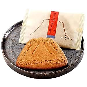たっぷりと卵の風味のきいた 静岡産 富士山さぶれ (30枚入) 御菓子処 雅心苑 ビスケット クッキー 菓子 焼き菓子 ギフト