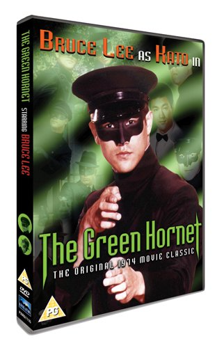 The Green Hornet [DVD] [Import]