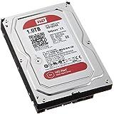 WD HDD 内蔵ハードディスク 3.5インチ 1TB WD Red NAS用 WD10EFRX 5400rpm 3年保証