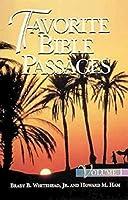 Favorite Bible Passages: Study Books