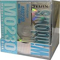 帝人 テイジン MO 230MB WINフォーマット 5枚パック TMO-230WP5