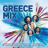 DJ Krazy Kon Pres Greece Mix Vol 21