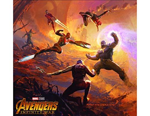 Marvel's Avengers: Infinity War - The Art of the Movie (Marvel's Avengers: Infinity War - The Art of the Movie (2018))