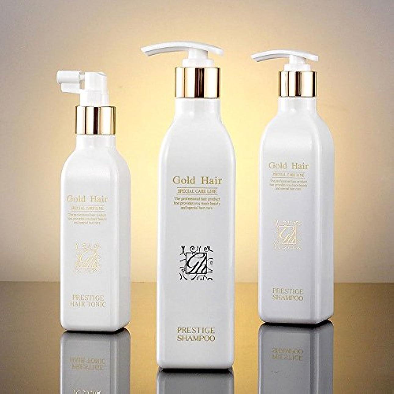 偽オートマトンプロフィールゴールドヘア育毛シャンプー2個&トニック1個 漢方シャンプー /Herbal Hair Loss Fast Regrowth Shampoo 100% Natural Patented Set of 3(2 shampoo...