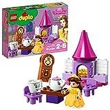 LEGO DUPLO Princess Belle's Tea Party Building Kit