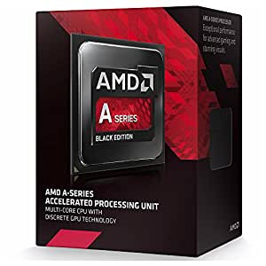 AMD A-series プロセッサ A8 7670K Black Edition FM2+ AD767KXBJCBOX