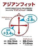 LAZER(レーザー) ヘルメット Blade AF アジアンフィットモデル JCF公認 サイクリングヘルメット 限定カラー R2LA848321X ミントグリーンブルー L(58-61cm)