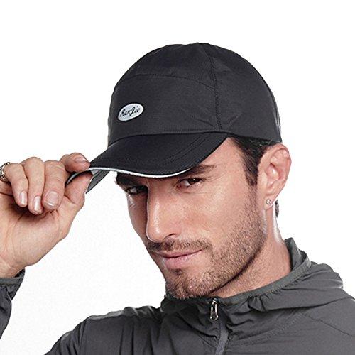 キャップ 帽子 Emoily ゴルフ キャップ 男女兼用 ランニングUVクロスキャップ 調節可能 軽量 速乾素材のため 通気性 撥水性抜群 気に入りのウェアと合わせやすいカラーリング
