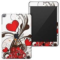 igsticker iPad mini 4 (2015) 5 (2019) 専用 apple アップル アイパッド 第4世代 第5世代 A1538 A1550 A2124 A2126 A2133 全面スキンシール フル 背面 液晶 タブレットケース ステッカー タブレット 保護シール 005607