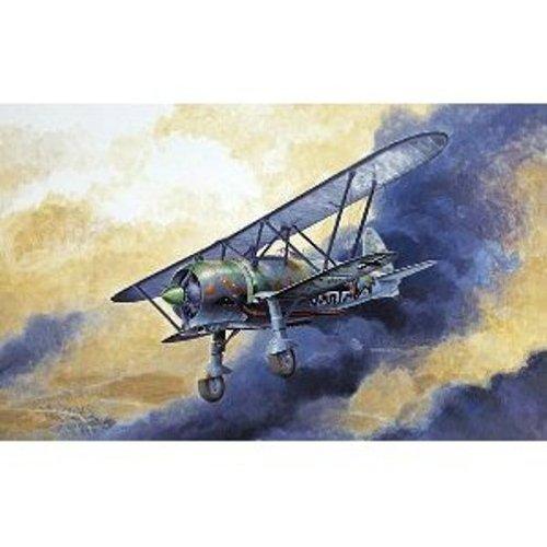 イタレリ 2640 1/48 フィアットCR.42ファルコ 独空軍 (タミヤ・イタレリシリーズ:38640)