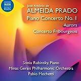 アルメイダ・プラド:ピアノと管弦楽のための作品集