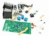 自作 ステレオ 音声 増幅 工作 用 アンプ 製作 キット (10W×2)