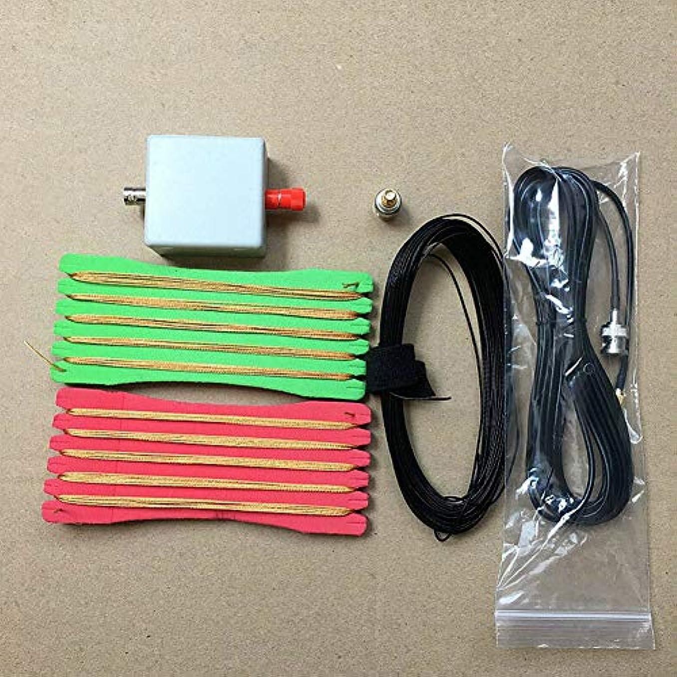 地殻行商人生物学ACHICOO 短波アンテナ 1.6-50 MHz 軽量 小型 ロング LW1650 ポータブル