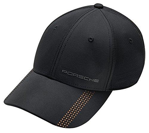 【 PORSCHE 】 ポルシェ オフィシャル CAP モータースポーツ SCHWARZ