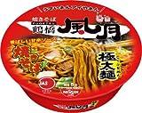 日清食品 焼きそば 鶴橋 風月 極太麺 12食セット