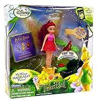 Disney Fairies Pixie Flutter Rosetta Figure [並行輸入品]