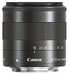 Canon 標準ズームレンズ EF-M18-55mm F3.5-5.6IS STM ミラーレス一眼対応