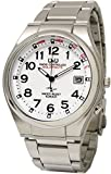[シチズン]CITIZEN Q&Q 腕時計 ソーラー電波腕時計 HG12-204 メンズ [並行輸入品]